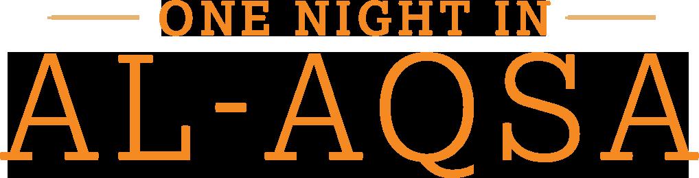 One Night in Al-Aqsa Movie Tour